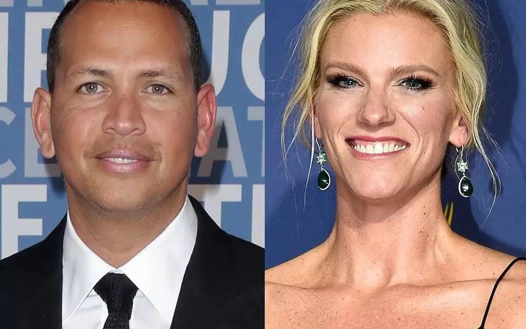 ¿Alex Rodríguez y Lindsay Shookus en amoríos? ¡Conoce toda la verdad!