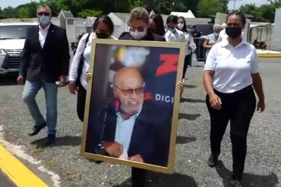 La Vega da el último adiós a Willy Rodríguez