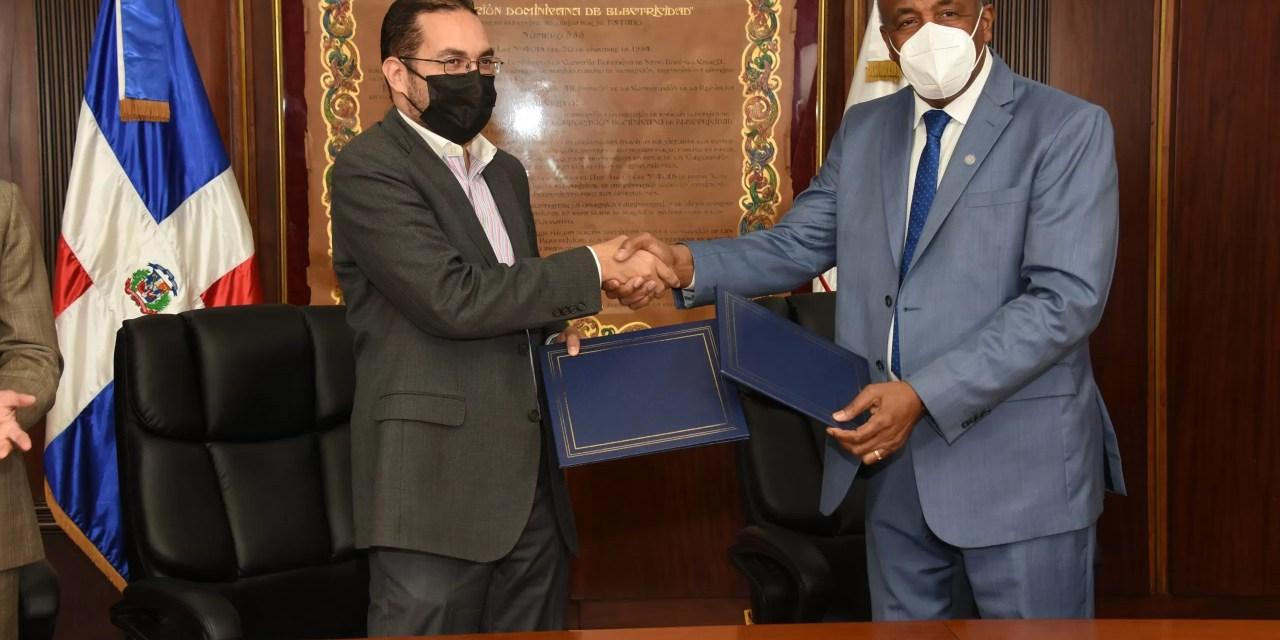 Firman acuerdo garantizará suministro combustibles