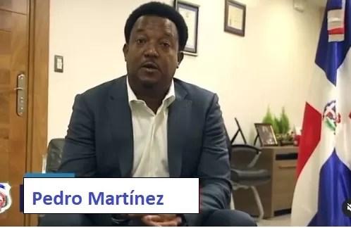 "Pedro Martínez a Yermín Mercedes: ""No te retires"""