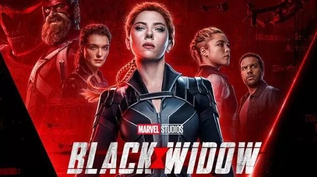 """""""Viuda negra"""": Una de las peores películas de Marvel"""