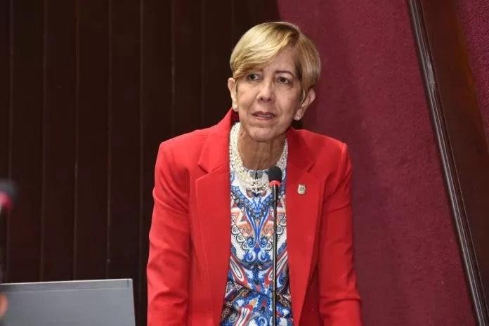 """Senadora del PRM: """"Me enteré por la prensa, yo creí que estaba en un partido moderno"""""""