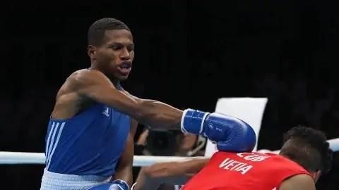 El debut aplastante de un dominicano en los Juegos Olímpicos