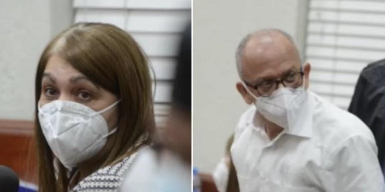 Tribunal flexibiliza la prisión domiciliaria de Magalys Medina Sánchez y  Freddy Hidalgo