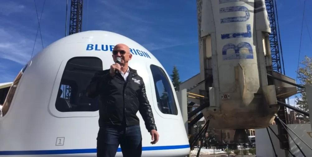 Millonarios y famosos se convierten en turistas del espacio