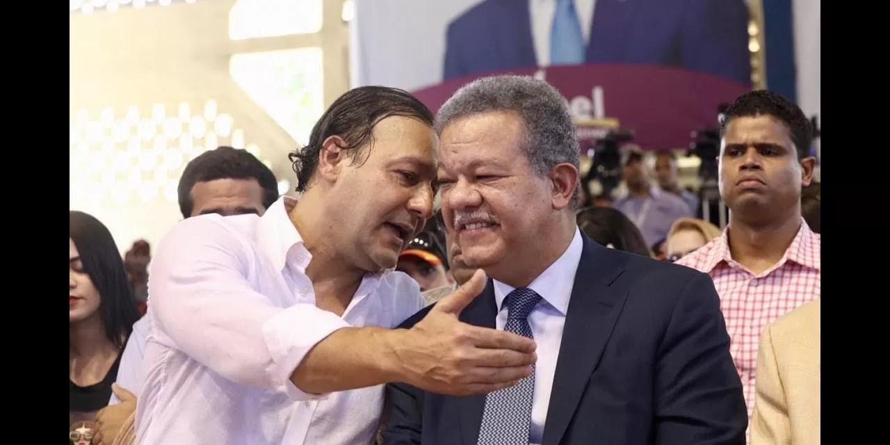 Abel Martínez afirma que no sigue a hombres dentro del partido sino programas de partidos