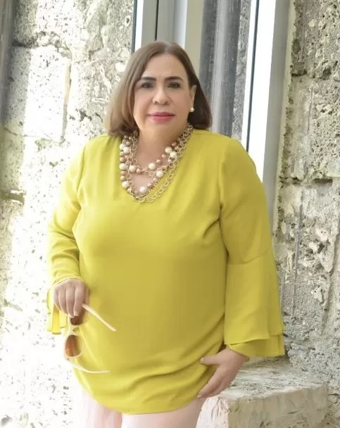 Mirna Pimentel Candidata presidir ADCS periodo 2021–2023