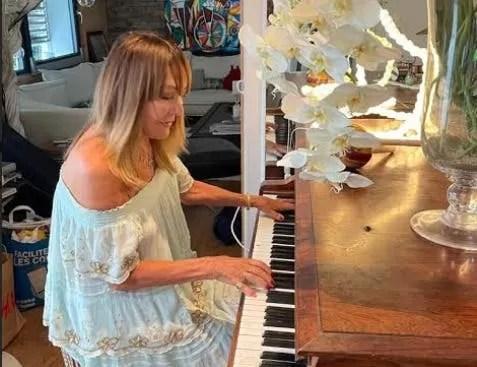 Christine Repond tocará en vivo en exposición de Oscar Abreu