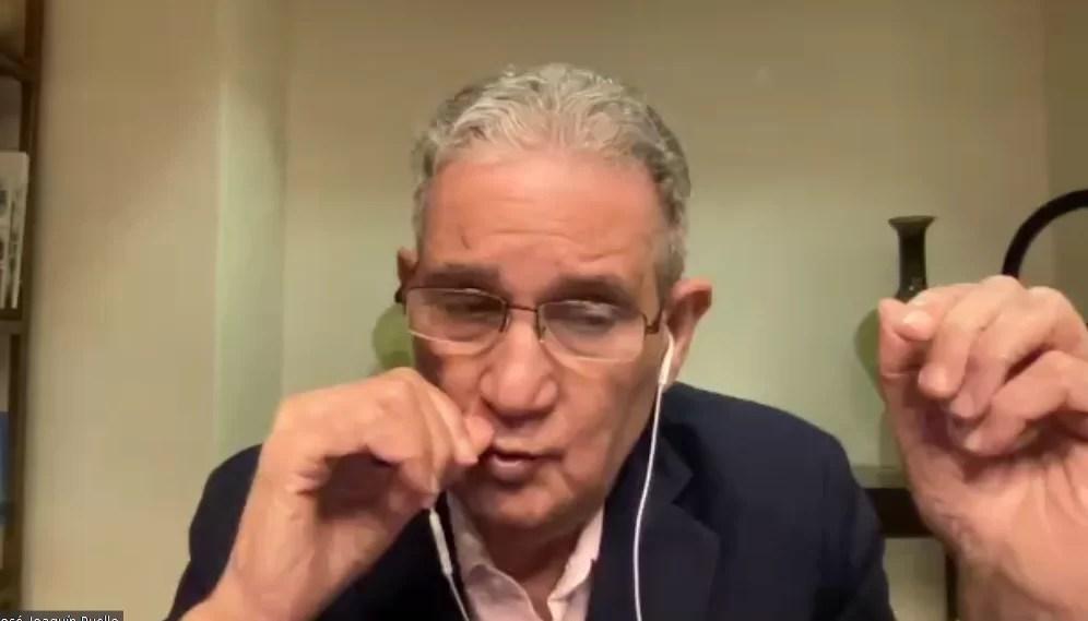 José Joaquín Puello favorece tercera dosis y dice llegan estudios que la validan