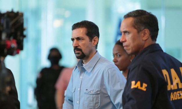 "Jalsen Santana alaba narrativa de la película por estrenar ""Rango de honor"""