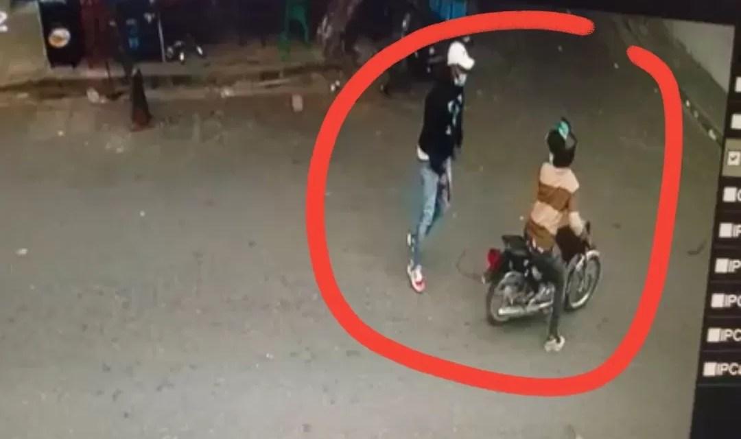 Video: Salvaron milagrosamente sus vidas durante intento de atraco
