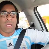 Video: Locutor Alberto Vargas denuncia la forma en que Twitter le cerró su cuenta