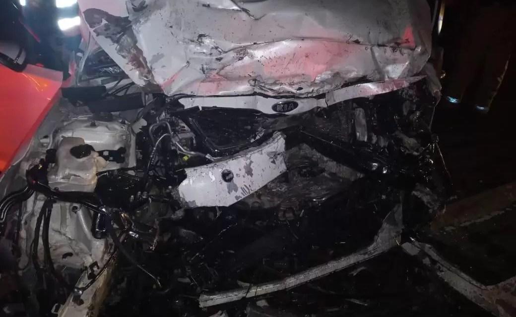 Tres muertos por accidente en autopista Duarte