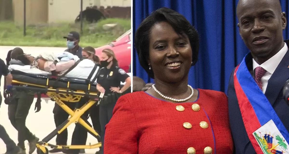 Primera dama de Haití pide al pueblo haitiano no dejar que muerte de Moïse quede impune
