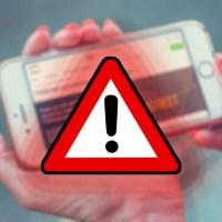 Alerta - Nuevo modus operandi para robar datos bancarios del celular