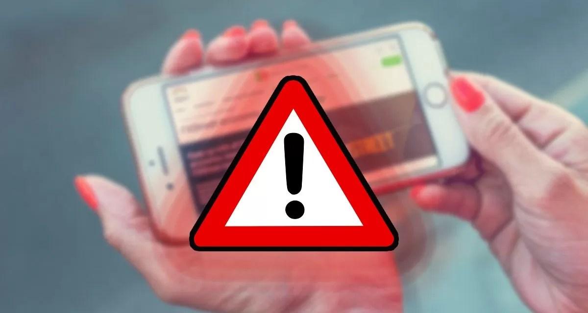 Alerta – Nuevo modus operandi para robar datos bancarios del celular