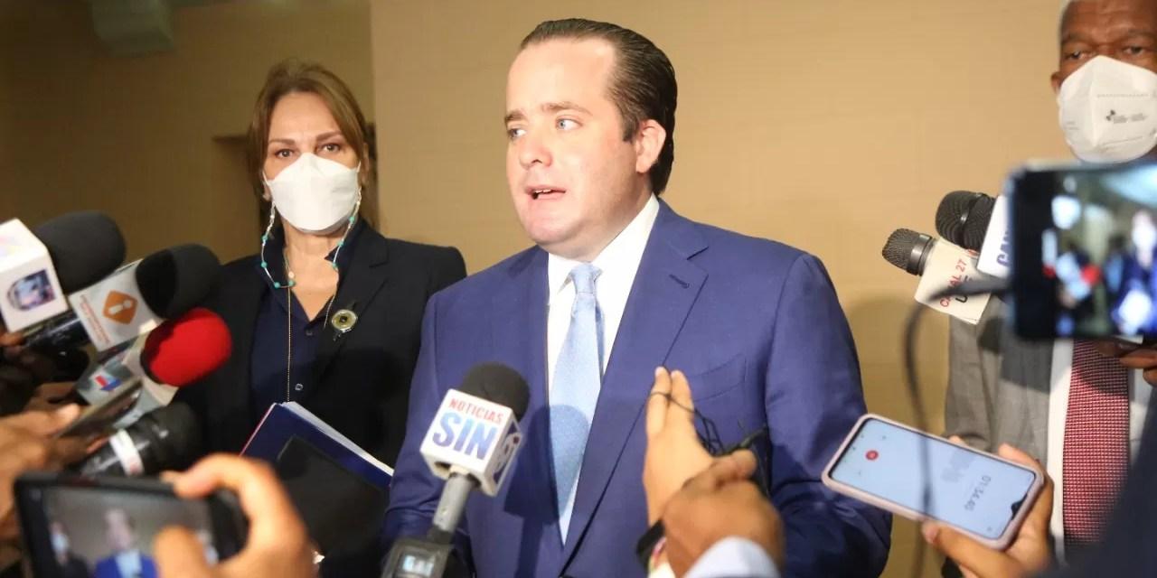 """Paliza: """"Informe EEUU resalta esfuerzos realizados por este gobierno contra la corrupción"""""""