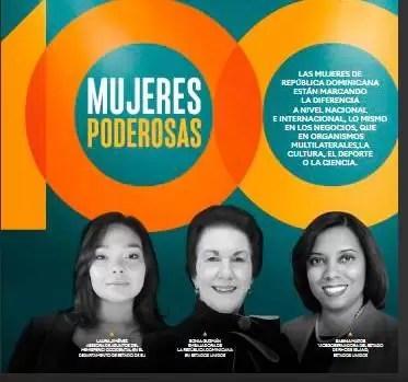 """Forbes destaca rol de 21 """"Mujeres poderosas"""" de República Dominicana"""