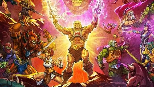 Surge polémica por el destino de He-Man y Skeletor en la serie de Netflix
