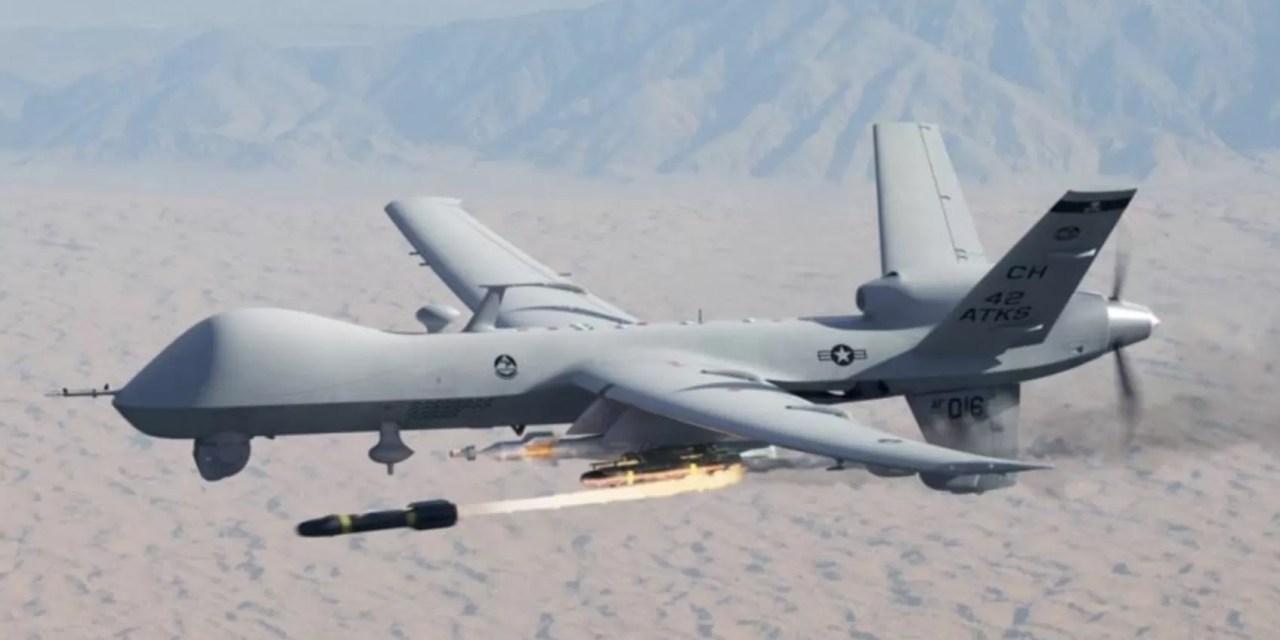 Estados Unidos ataca con dron al EI en Afganistán