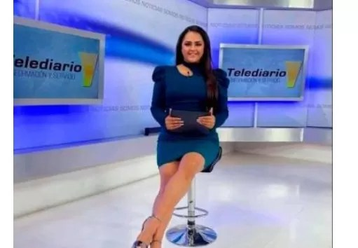 Muere presentadora de televisión en aparatoso accidente