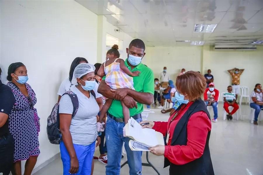 JCE realiza operativo de declaraciones tardías en San Pedro de Macorís