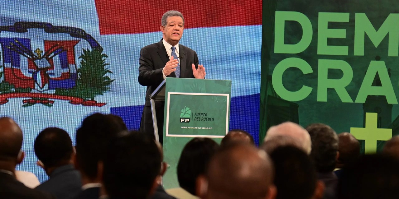 Leonel Fernández afirma el gobierno manipula estadísticas para confundir al pueblo