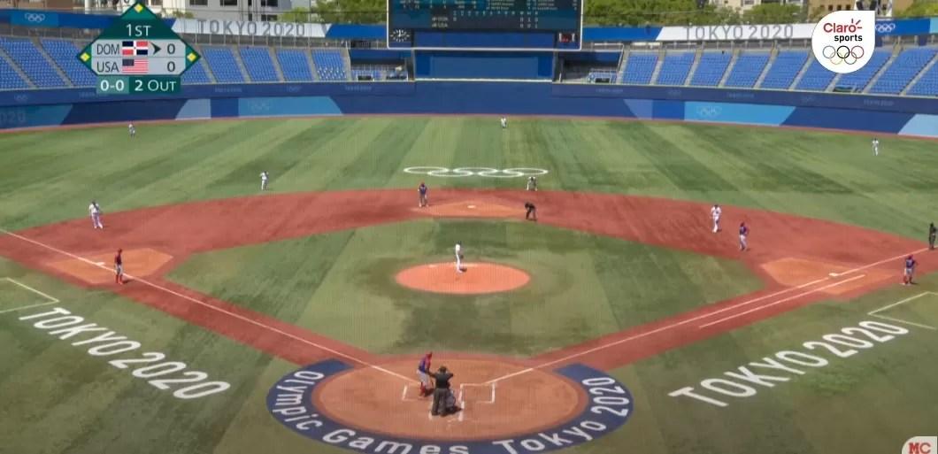 En vivo: República Dominicana vs Estados Unidos Tokio 2020