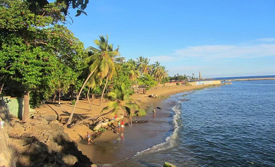 Identifican hermanos que se ahogaron en la playa
