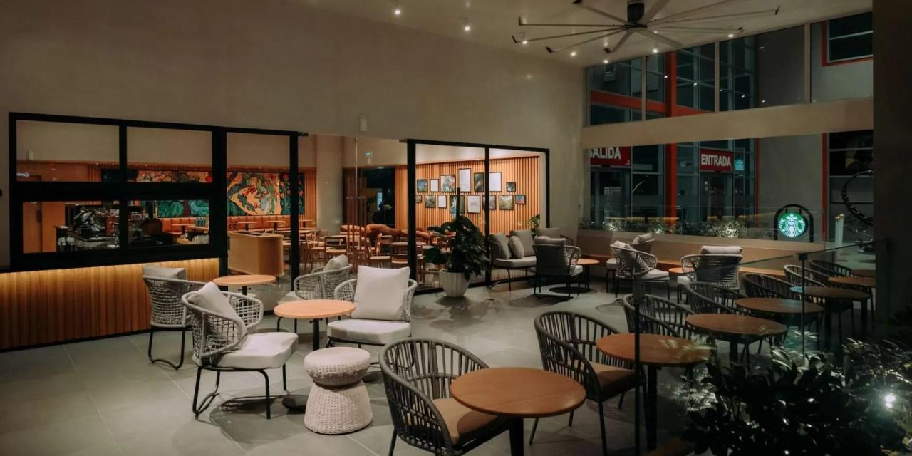 Starbucks abre su tercera tienda en Galería 360