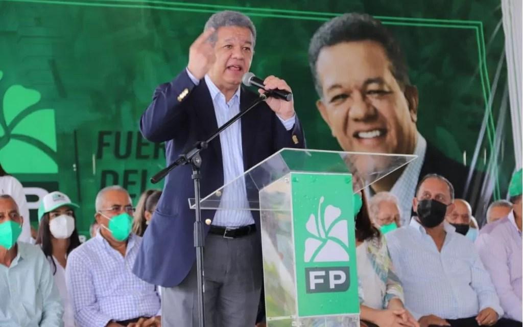 Leonel: Estoy sintiendo la angustia y la desesperación del pueblo en todo el territorio nacional