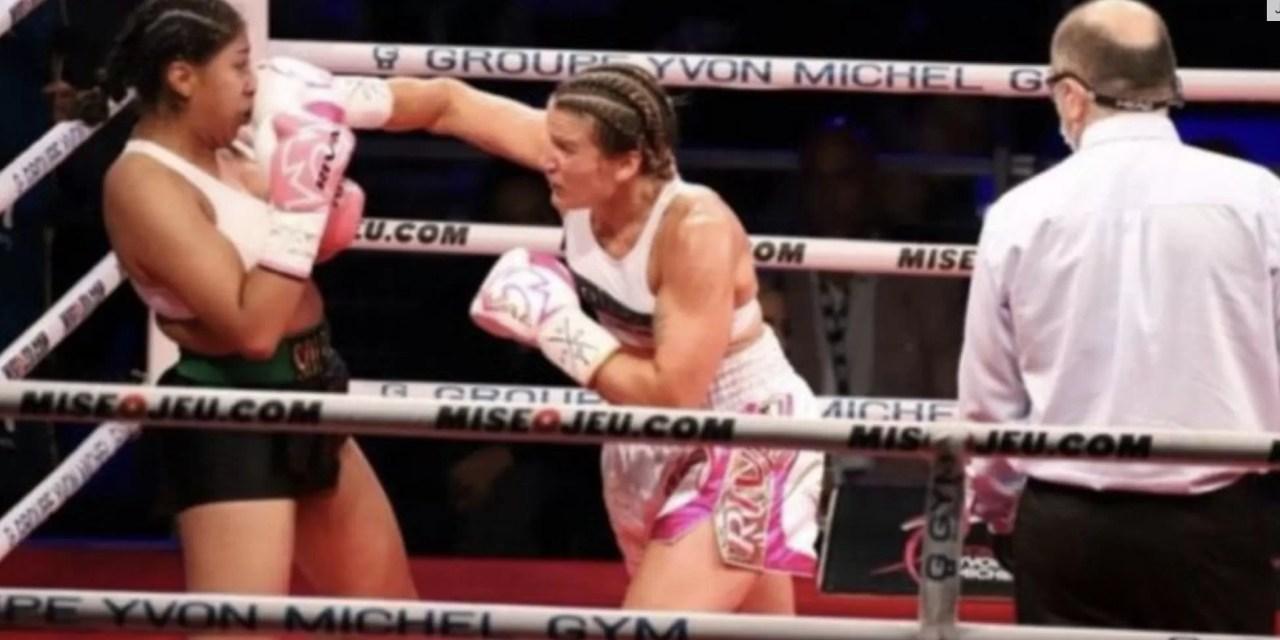 Boxeadora  fallece tras haber sido noqueada en una pelea