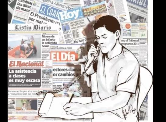 Historia del periódico en República Dominicana