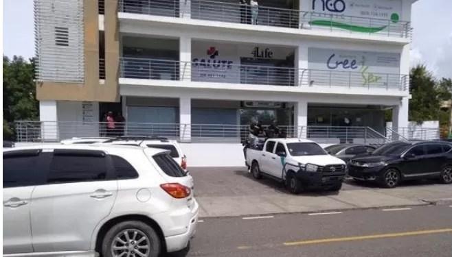Caso Falcón: Allanan financiera en Santiago