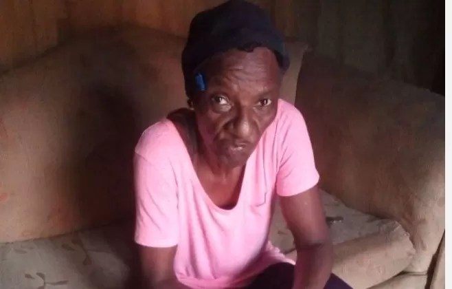Reportan a la señora Ana Celia Solano como desaparecida