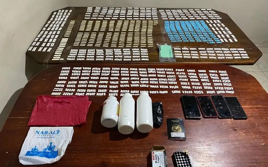 Autoridades se incautan de 8 mil pastillas de éxtasis en Moca