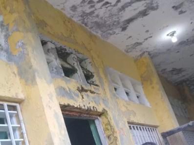 Filtraciones y humedad en techos y paredes