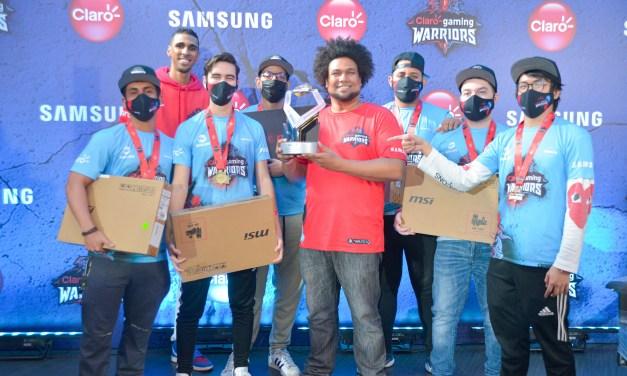 Más de 2 mil participaron en Claro Gaming