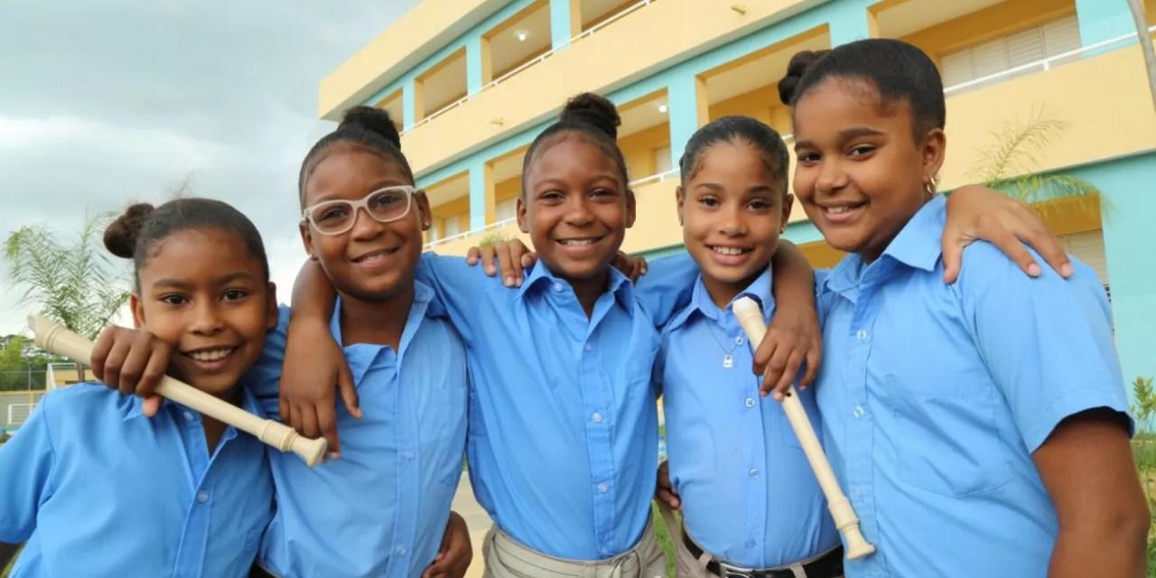 Gobierno garantiza cupo escolar a todos los estudiantes