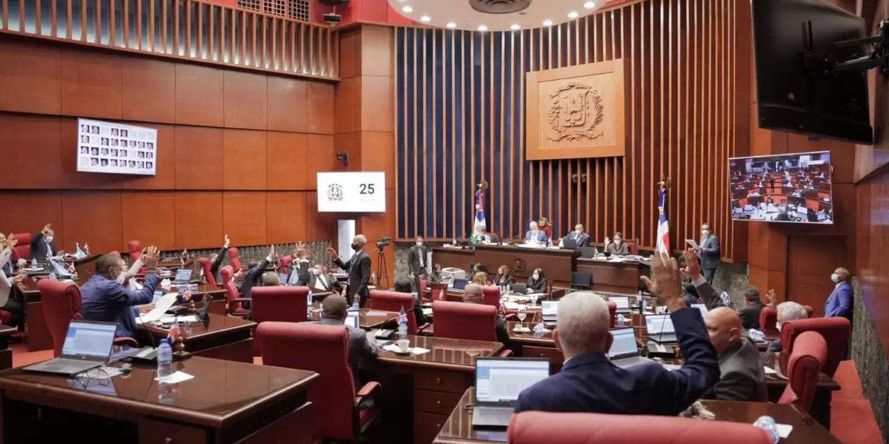 Senado aprueba proyecto de Ley que crea el Centro Nacional de Empresas y Fideicomisos Públicos
