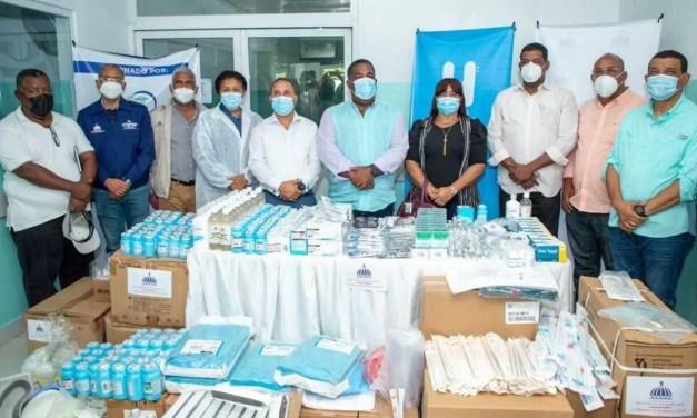 Gobierno entrega medicamentos en hospitales y centros de atención primaria de todo el país