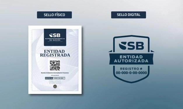 Superintendencia de Bancos lanza sello que identifica entidades autorizadas