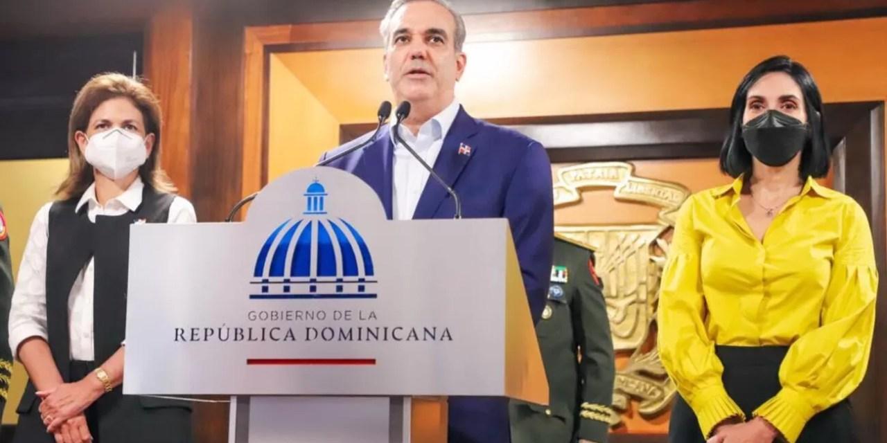 Abinader afirma tomará medidas para proteger el país ante situación de Haití