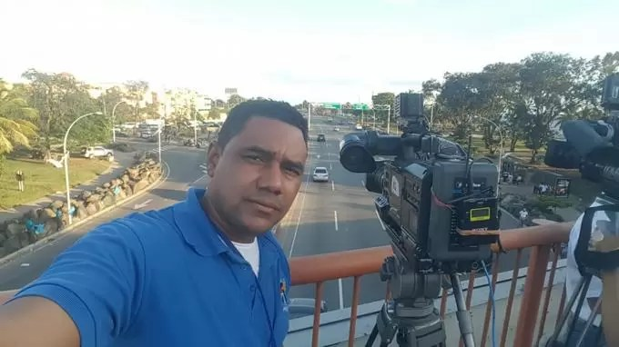 Falleció el camarógrafo Moisés de la Cruz