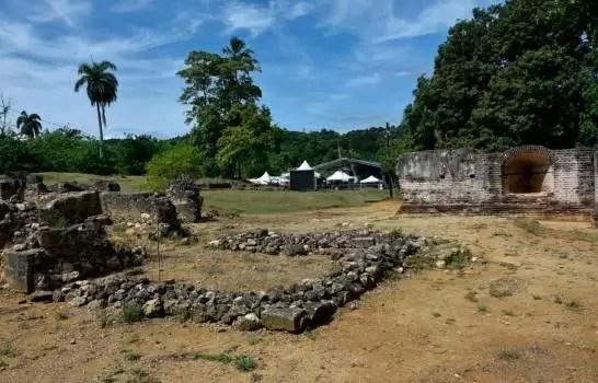 Lo que propusieron construir en las Ruinas de La Vega Vieja