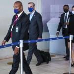 Presidente Abinader llegó a Panamá; detalla su agenda de trabajo