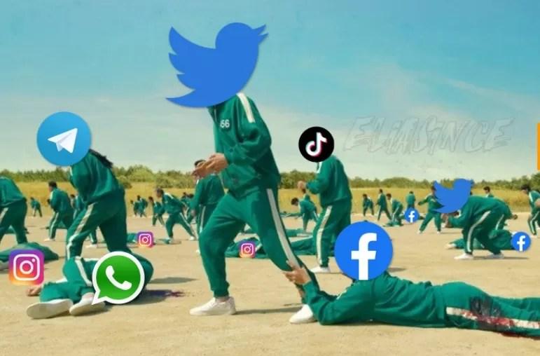 Los memes de la caída de WhatsApp, Instagram y Facebook