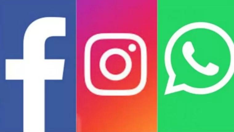 Facebook, Instagram y WhatsApp siguen abajo