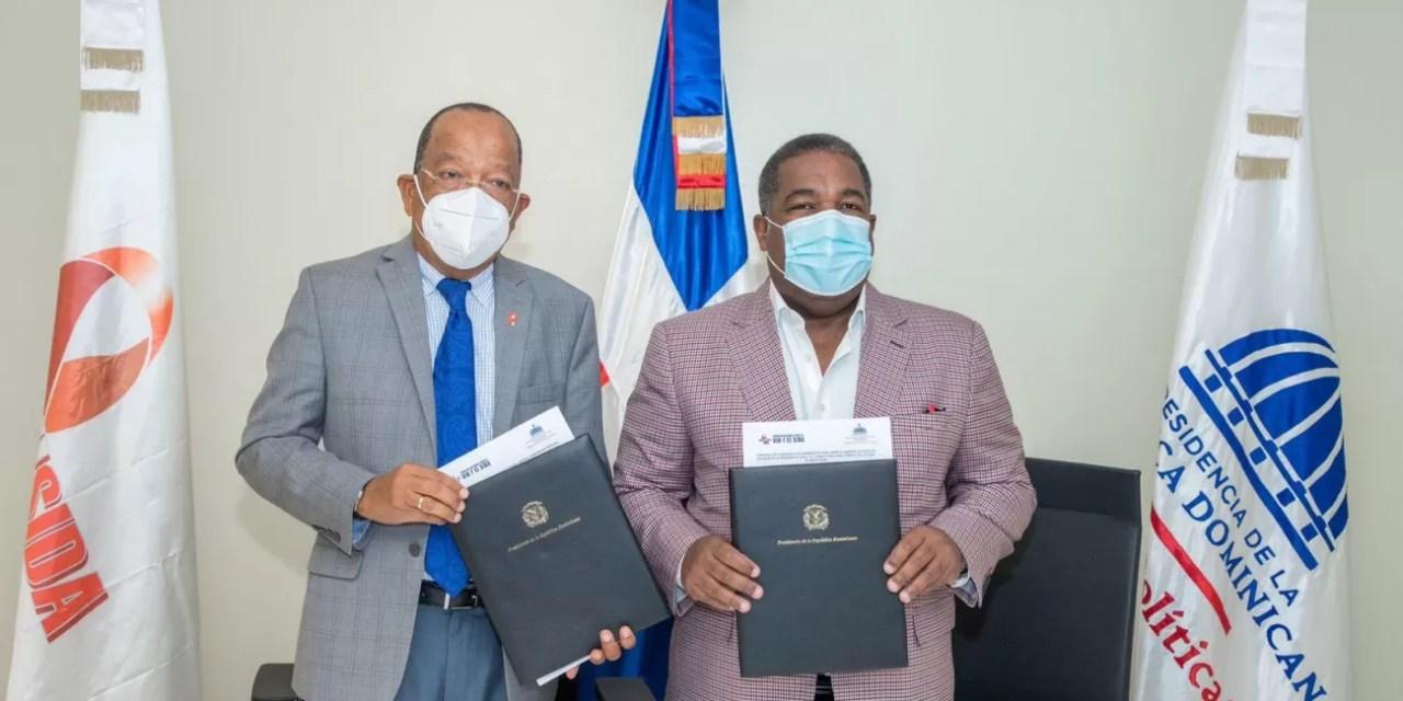 Gabinete de Política Social firma acuerdo para mejorar programas de prevención del VIH/SIDA