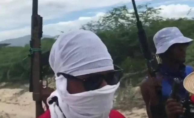 Haitianos secuestran 3 patanistas de RD